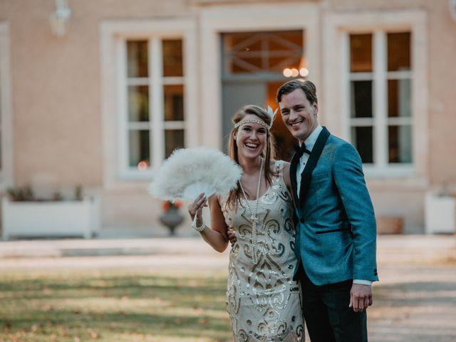 Le mariage de René et Emilie à Benest, Charente 10