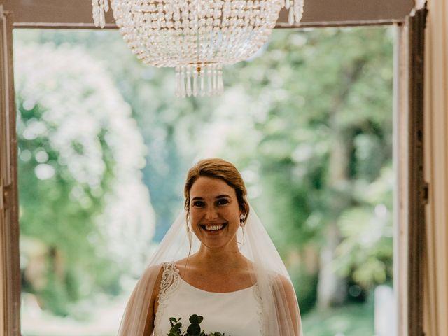 Le mariage de René et Emilie à Benest, Charente 15