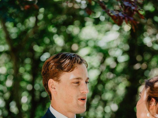 Le mariage de René et Emilie à Benest, Charente 17