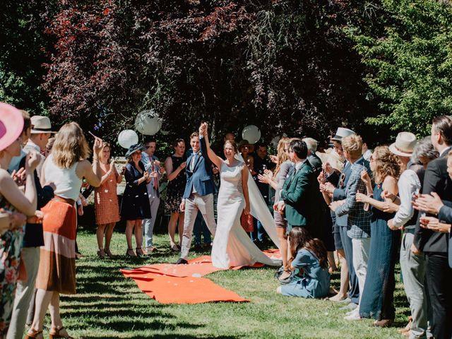 Le mariage de René et Emilie à Benest, Charente 21