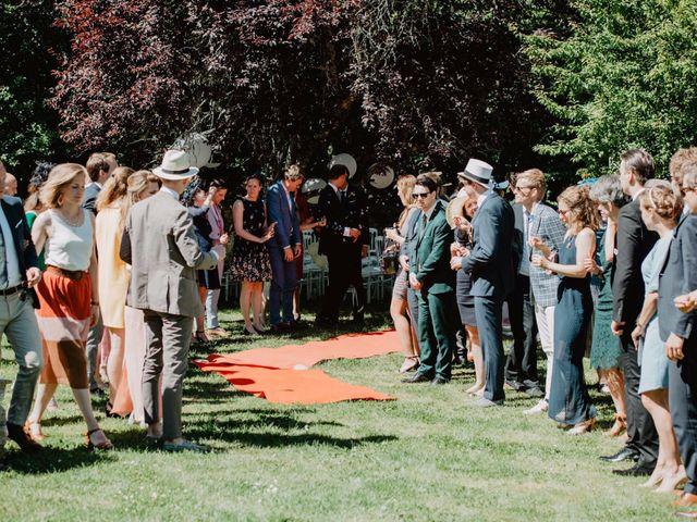 Le mariage de René et Emilie à Benest, Charente 22