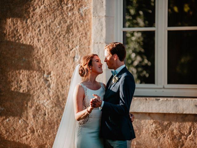 Le mariage de René et Emilie à Benest, Charente 1