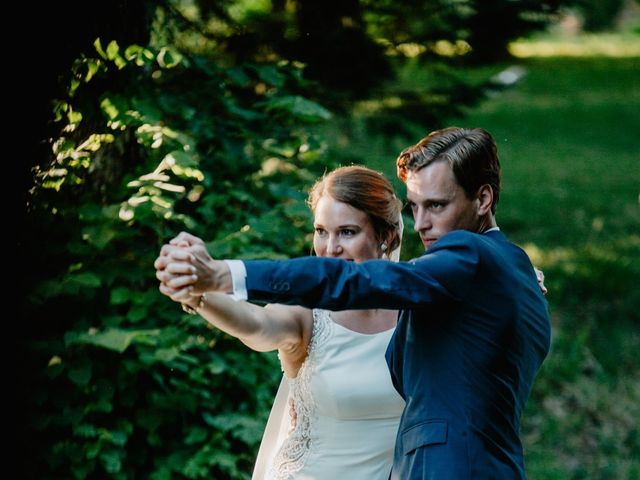 Le mariage de René et Emilie à Benest, Charente 35