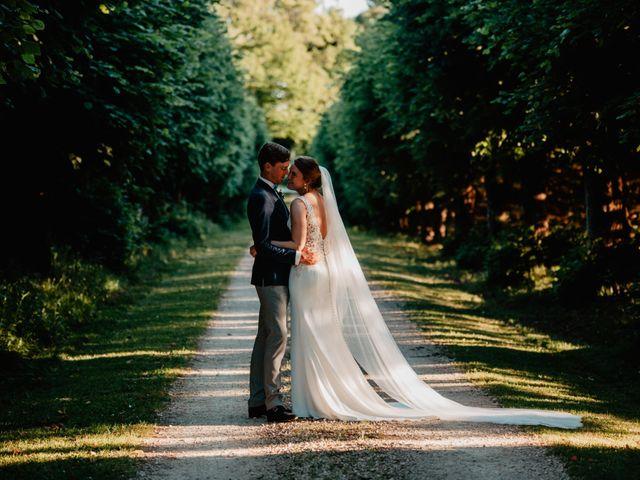Le mariage de René et Emilie à Benest, Charente 2