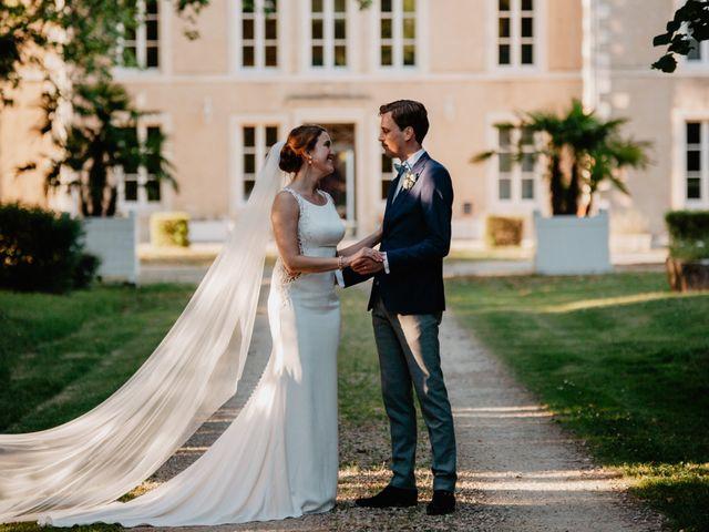 Le mariage de René et Emilie à Benest, Charente 36
