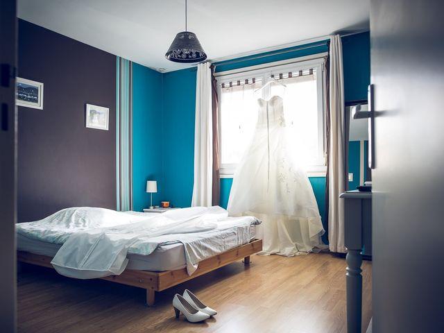 Le mariage de Pierre et Perrine à Nieppe, Nord 1