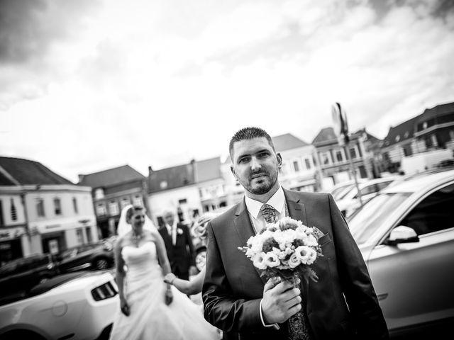 Le mariage de Pierre et Perrine à Nieppe, Nord 20