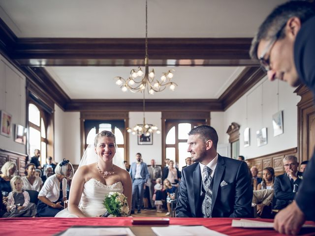 Le mariage de Pierre et Perrine à Nieppe, Nord 24