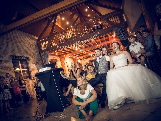 Le mariage de Pierre et Perrine à Nieppe, Nord 55