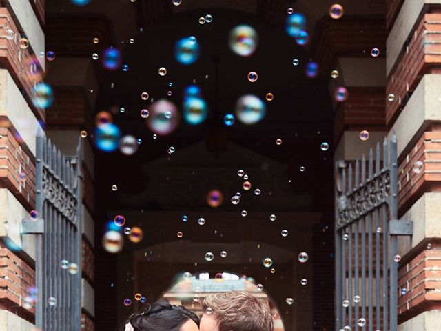 Le mariage de Luc et Monica à Toulouse, Haute-Garonne 11