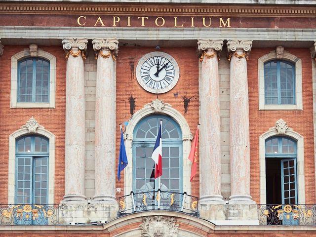 Le mariage de Luc et Monica à Toulouse, Haute-Garonne 14