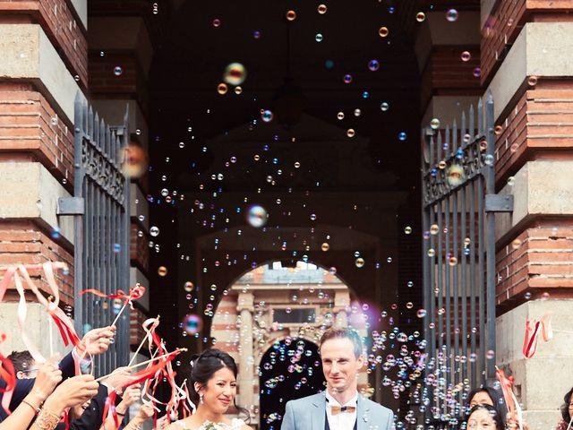 Le mariage de Luc et Monica à Toulouse, Haute-Garonne 12