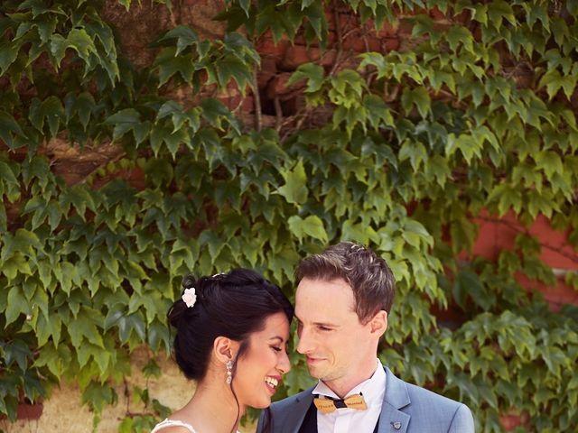 Le mariage de Luc et Monica à Toulouse, Haute-Garonne 20
