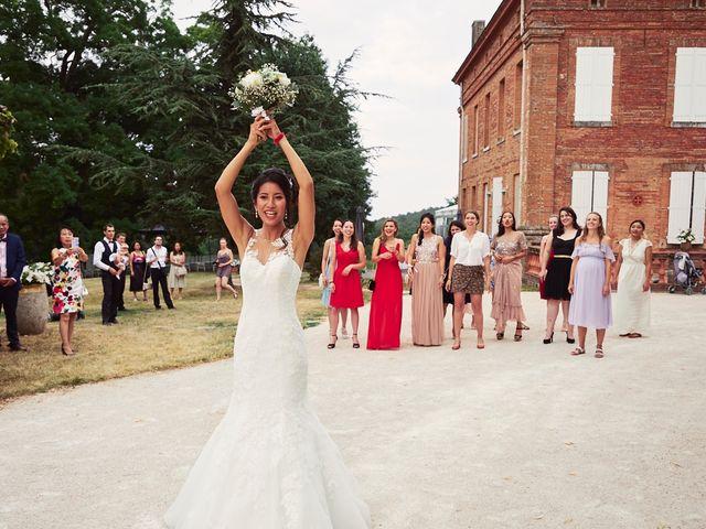 Le mariage de Luc et Monica à Toulouse, Haute-Garonne 31