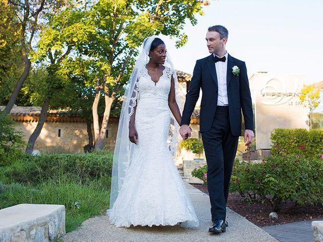 Le mariage de Lidice et Adrian