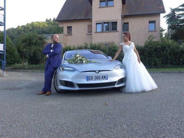 Le mariage de Stacy et Jérémy à Buhl, Haut Rhin 1