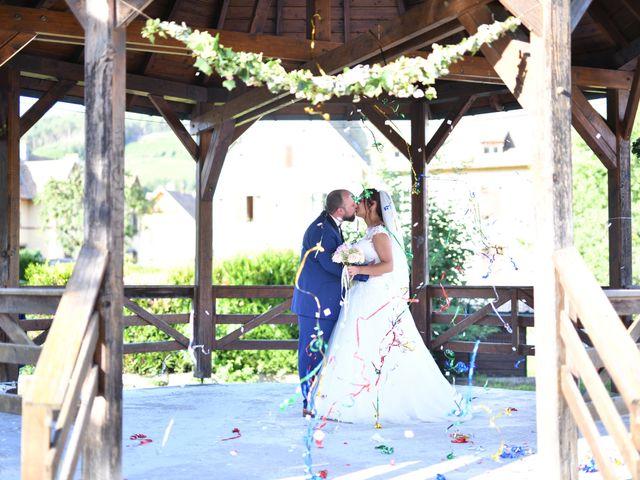 Le mariage de Stacy et Jérémy à Buhl, Haut Rhin 2