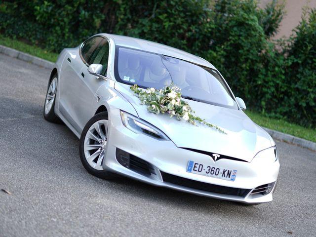 Le mariage de Stacy et Jérémy à Buhl, Haut Rhin 9