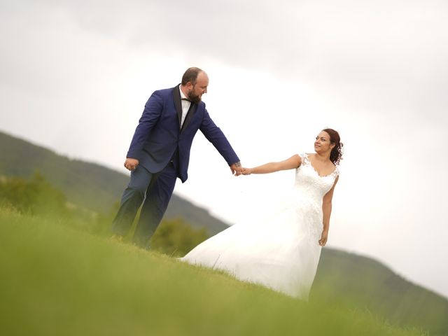 Le mariage de Stacy et Jérémy à Buhl, Haut Rhin 12