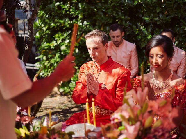 Le mariage de Luc et Monica à Toulouse, Haute-Garonne 57