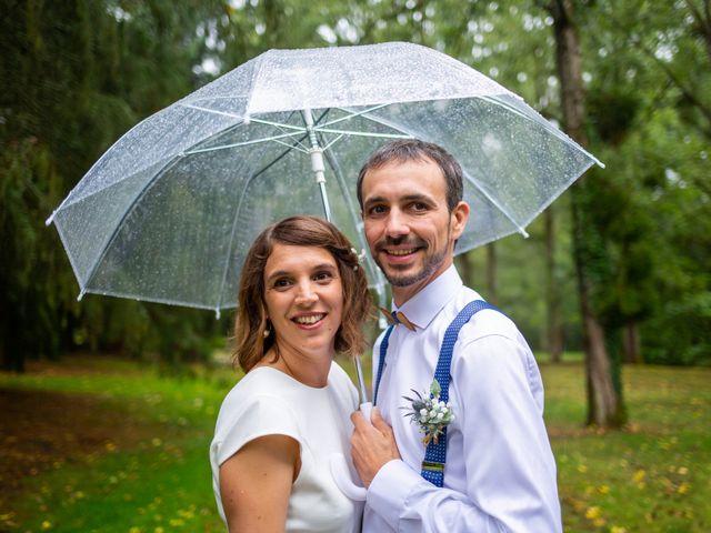 Le mariage de Mathieu et Jeanne à Riaillé, Loire Atlantique 31