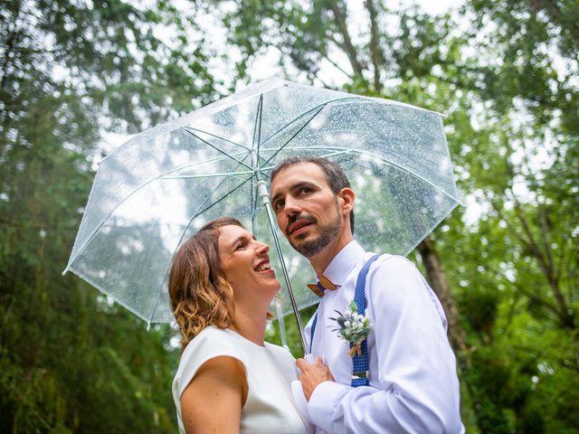 Le mariage de Mathieu et Jeanne à Riaillé, Loire Atlantique 32