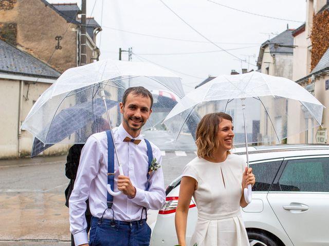 Le mariage de Mathieu et Jeanne à Riaillé, Loire Atlantique 38