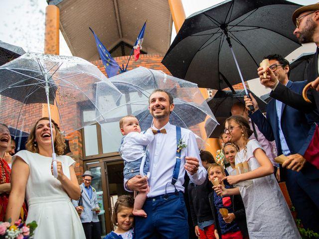 Le mariage de Mathieu et Jeanne à Riaillé, Loire Atlantique 53