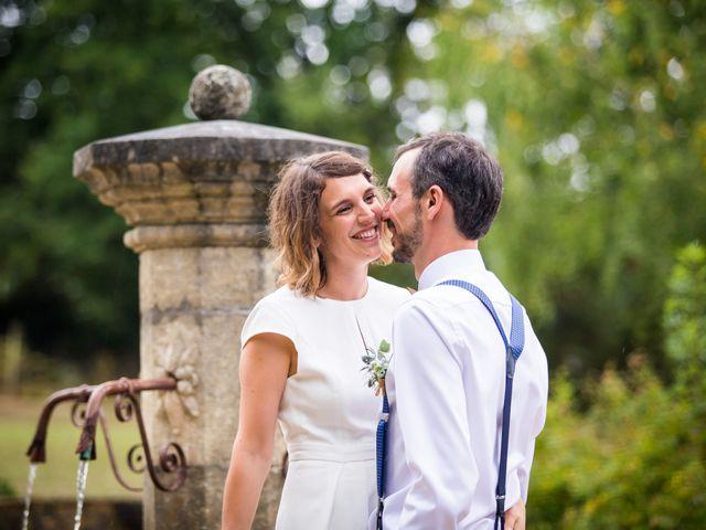 Le mariage de Mathieu et Jeanne à Riaillé, Loire Atlantique 2