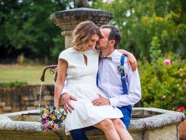 Le mariage de Mathieu et Jeanne à Riaillé, Loire Atlantique 90