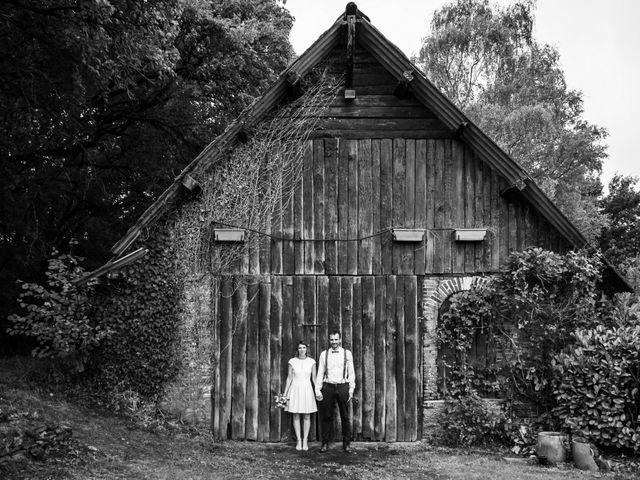 Le mariage de Mathieu et Jeanne à Riaillé, Loire Atlantique 92