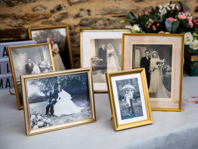 Le mariage de Mathieu et Jeanne à Riaillé, Loire Atlantique 96