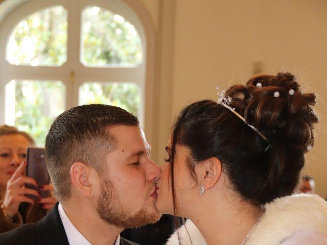 Le mariage de Antoine et Marine à Mérignac, Gironde 8