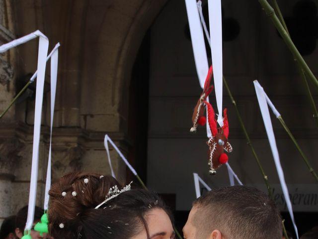 Le mariage de Antoine et Marine à Mérignac, Gironde 11