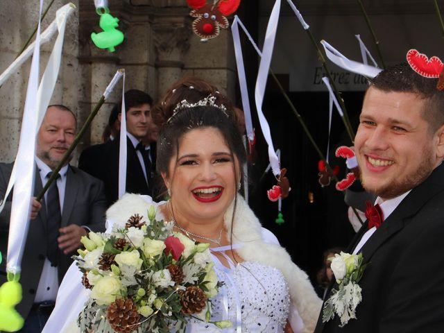 Le mariage de Antoine et Marine à Mérignac, Gironde 12