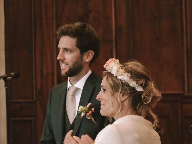 Le mariage de Antoine et Lucie à Menthon-Saint-Bernard, Haute-Savoie 3