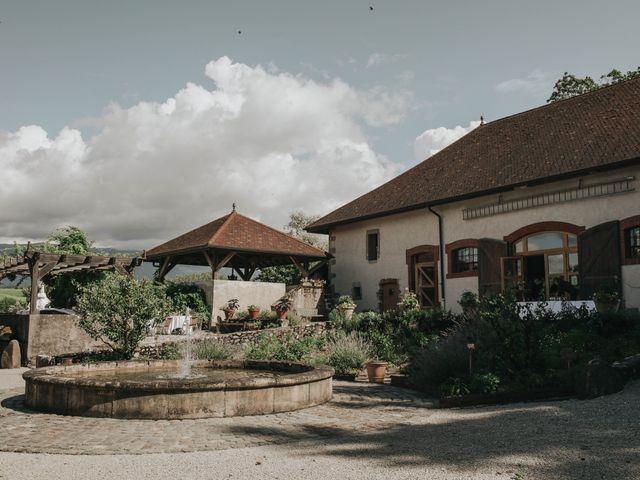 Le mariage de Antoine et Lucie à Menthon-Saint-Bernard, Haute-Savoie 1