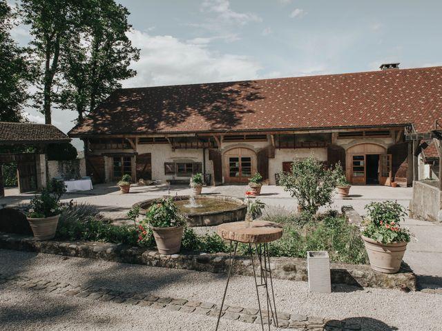 Le mariage de Antoine et Lucie à Menthon-Saint-Bernard, Haute-Savoie 2