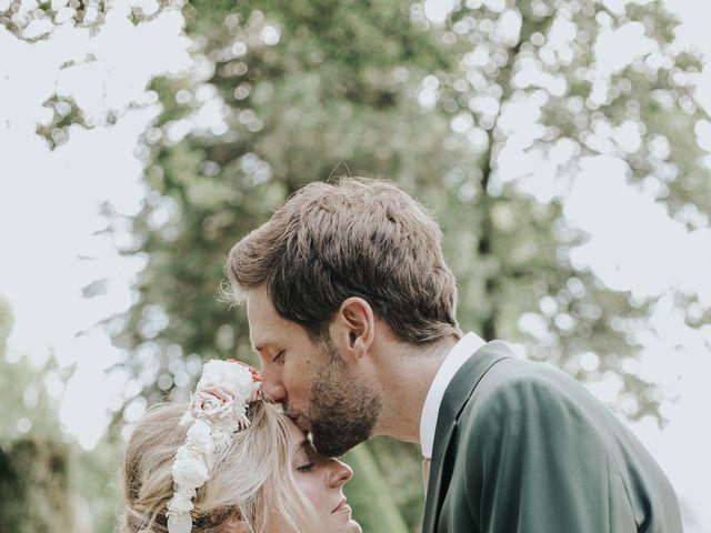 Le mariage de Antoine et Lucie à Menthon-Saint-Bernard, Haute-Savoie 8