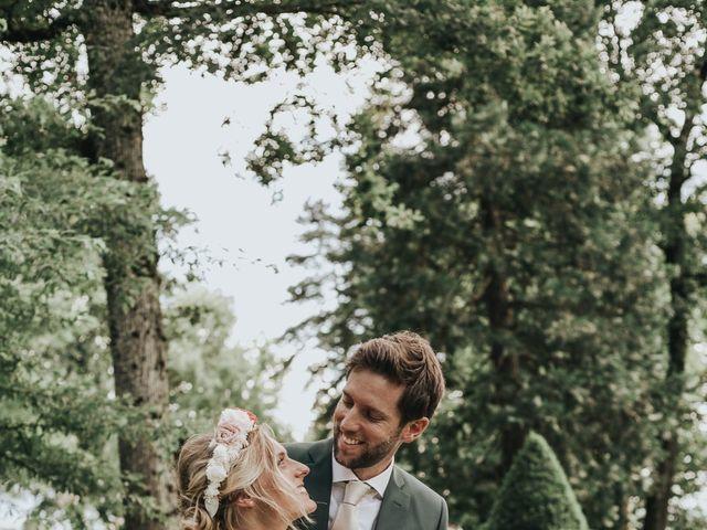 Le mariage de Antoine et Lucie à Menthon-Saint-Bernard, Haute-Savoie 9