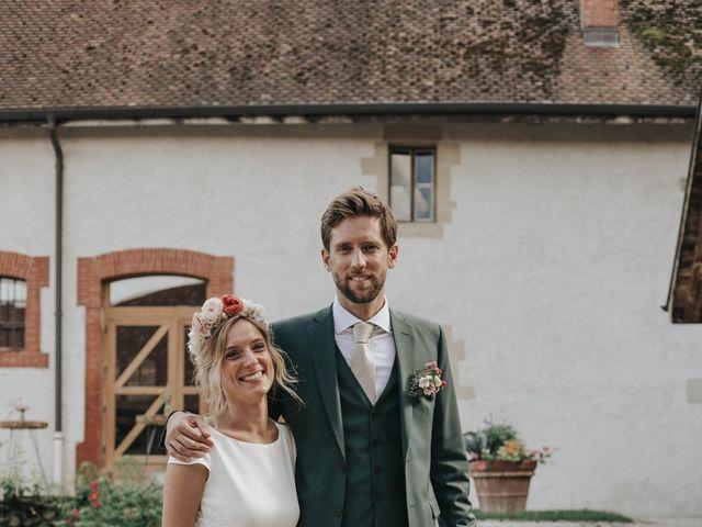 Le mariage de Antoine et Lucie à Menthon-Saint-Bernard, Haute-Savoie 10