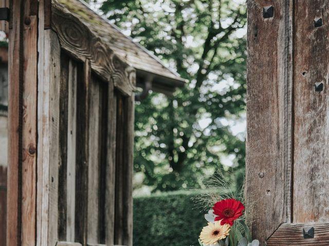 Le mariage de Antoine et Lucie à Menthon-Saint-Bernard, Haute-Savoie 11