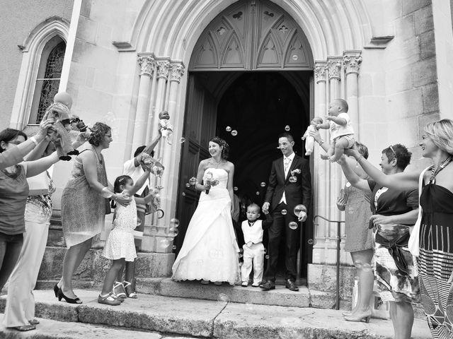 Le mariage de Claude et Estelle à Châtellerault, Vienne 7