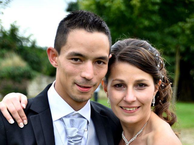 Le mariage de Claude et Estelle à Châtellerault, Vienne 15