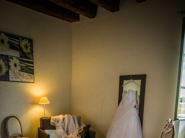 Le mariage de Elie et Emma à Tercé, Vienne 11