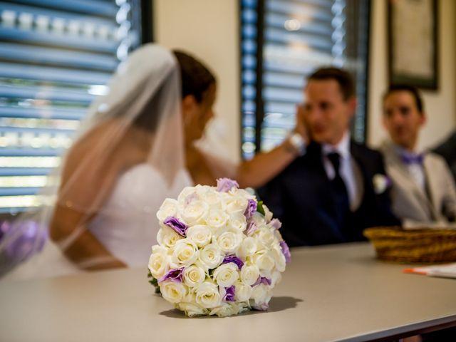 Le mariage de Elie et Emma à Tercé, Vienne 19