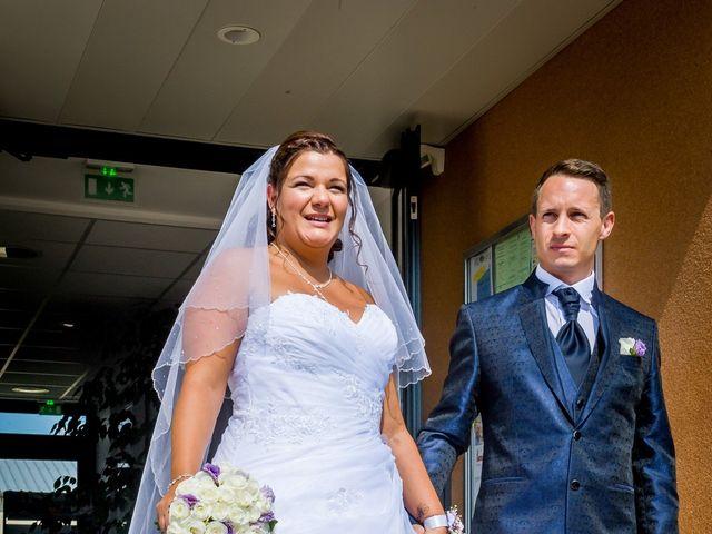 Le mariage de Elie et Emma à Tercé, Vienne 21