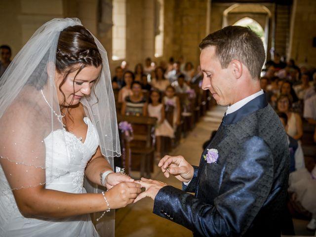 Le mariage de Elie et Emma à Tercé, Vienne 25