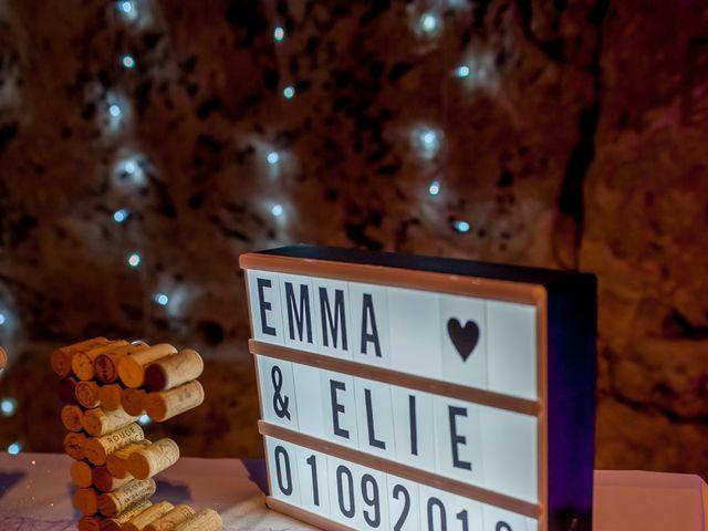 Le mariage de Elie et Emma à Tercé, Vienne 50