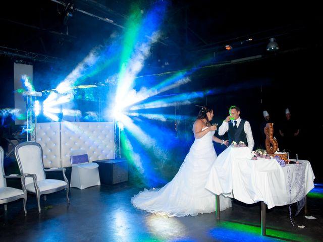 Le mariage de Elie et Emma à Tercé, Vienne 54